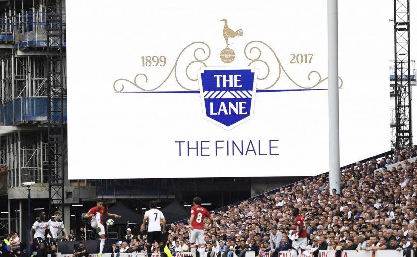 Kado Manis Perpisahan Tottenham Hotspur Dengan White Hart Lane